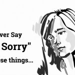 12 Things That Girls Will Never Say