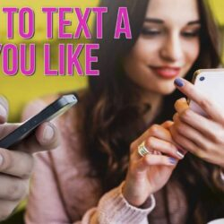 How to text a guy or girl you're dating - Rules For Texting In Dating